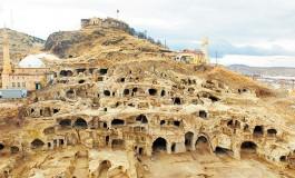 Toki'nin Nevşehir'de Bulduğu Yeraltı Şehri