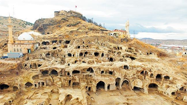 Nevşehir yeraltı şehri 1