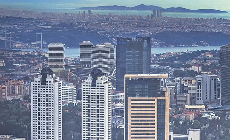 Yabancılar Türkiye'de Gayrimenkule Yatırım Yaptı