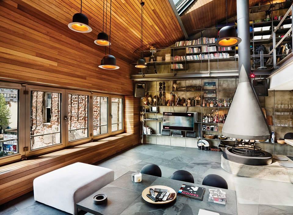 karaköy, iç mimari tasarım