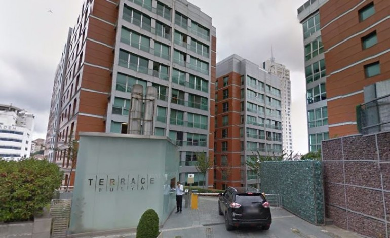 Terrace Fulya