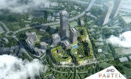 800 milyon TL'lik 'Pastel' mahalle