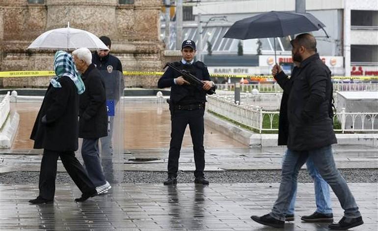 Terör, Ekonomi, Gayrimenkul ve Taksim Patlaması