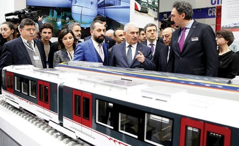 Türkiye, demiryollarına 10 yılda 40 milyar dolarlık yatırım yapacak