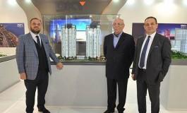 DKY İnşaat, 'DKY SAHİL' ve 'DKY CADDE' projelerini Cityscape Turkey'de tanıttı
