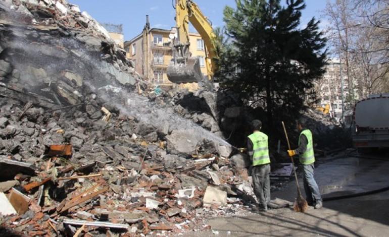 Hastane yıkımı Meclis'e taşındı