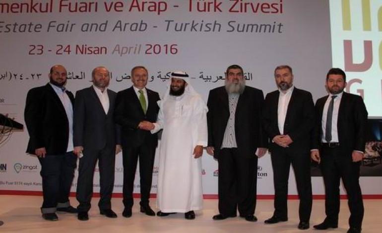 Arap-Türk Zirvesi'nde 900 Milyonluk Yatırım