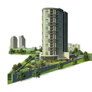 Huzzak Tower Elegance Başakşehir