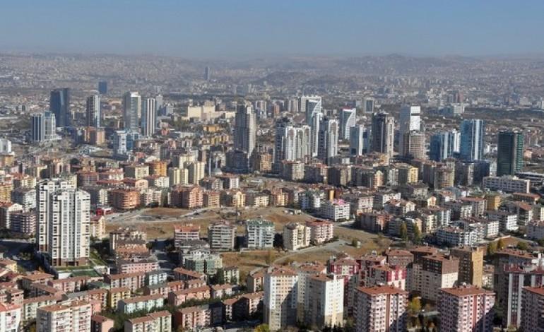 Ankara'da Arsa Spekülatörleri Devrede