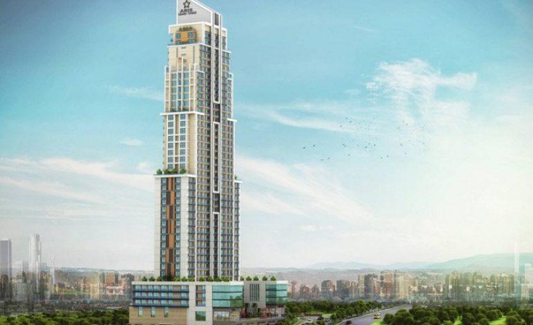 Aris Grand Tower 289 Bin TL'den Başlıyor!