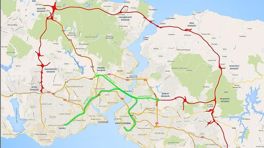 büyük istanbul tüneli