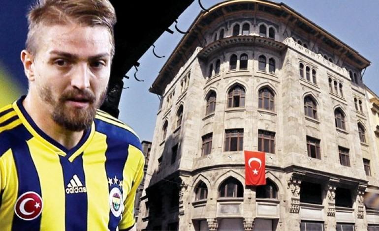 Caner Erkin Tarihi Binayı Otel Yapıyor