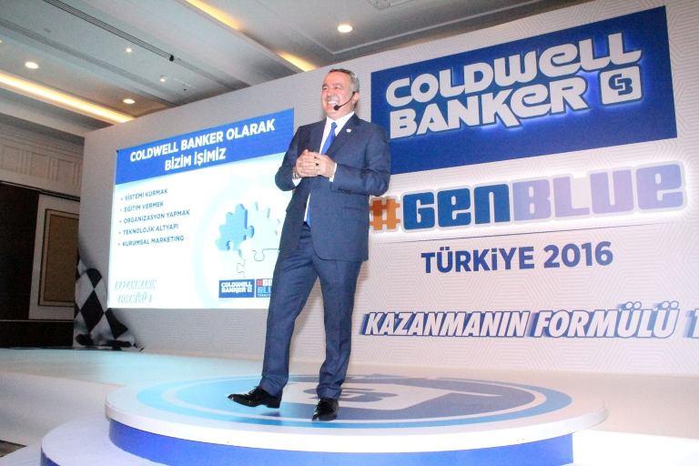 coldwell banker gen blue kongresi