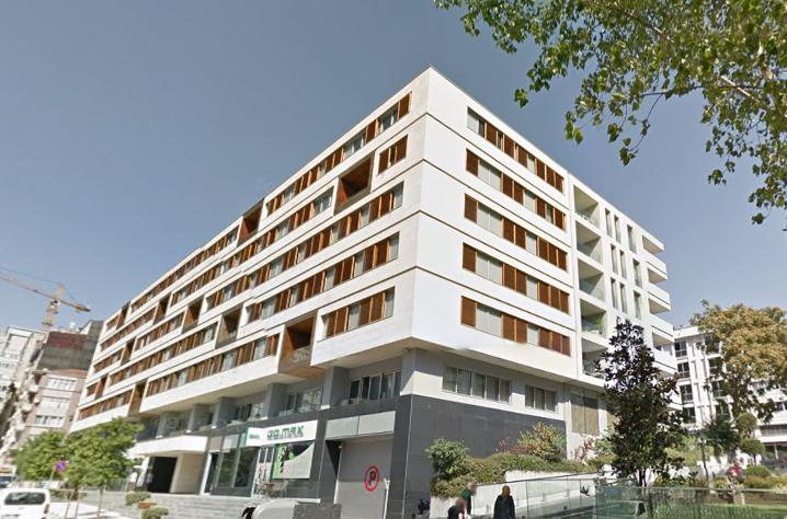 extensa bomonti apartmanı