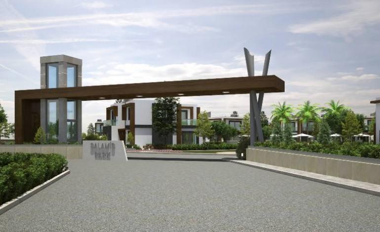 Kuzey Kıbrıs'ın yeni yaşam alanı: Salamis Park