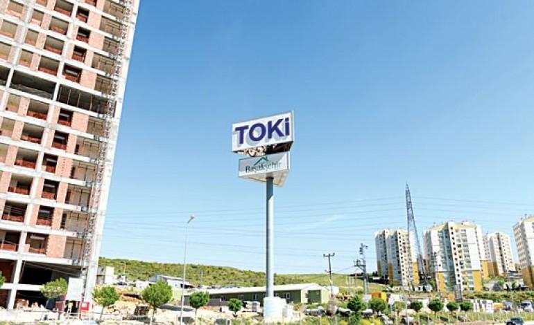 TOKi'ye erken ödemelerden 1 milyar TL