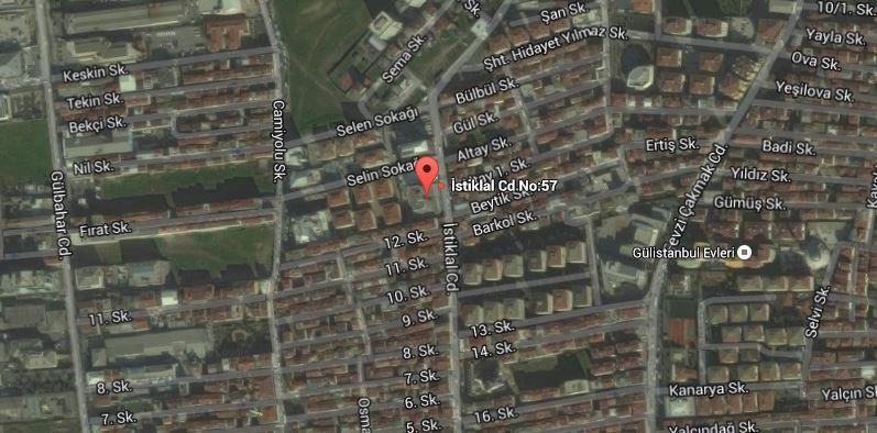 Hane'm İstanbul ulaşım