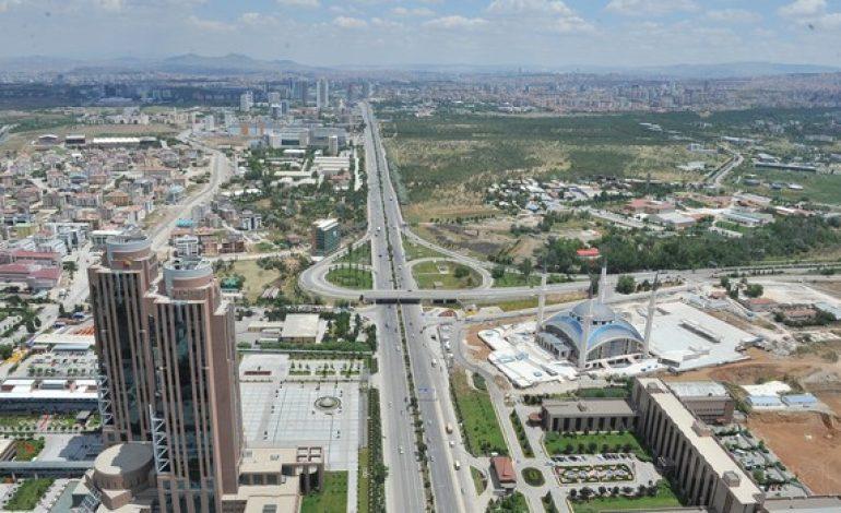 Ankara'da, Uçuş Güvenliği Mania hattı Kaldırılıyor