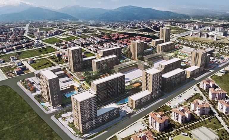 Evora Denizli'nin rezidansları yüzde 12 indirimle satışta
