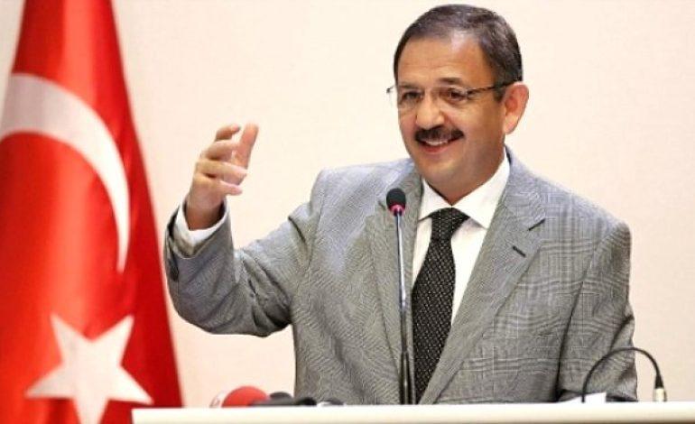 Çevre ve Şehircilik Bakanı Mehmet Özhaseki Oldu