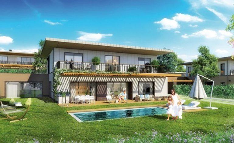 Mesa ve Nurol'dan Büyükçekmece'ye Villa projesi