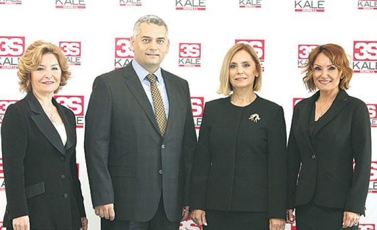3S Kale Holding, kentsel dönüşüm ve jeotermal enerji yatırımlarına hazırlanıyor