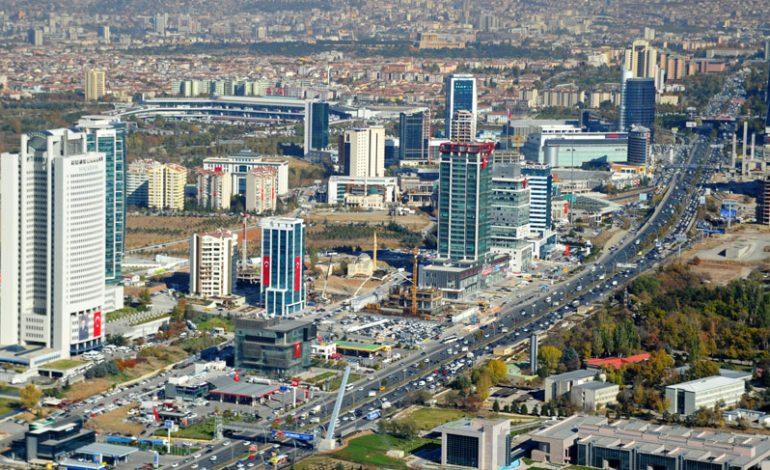Ankara'da ipotekli ve diğer satış dengesi bozuk