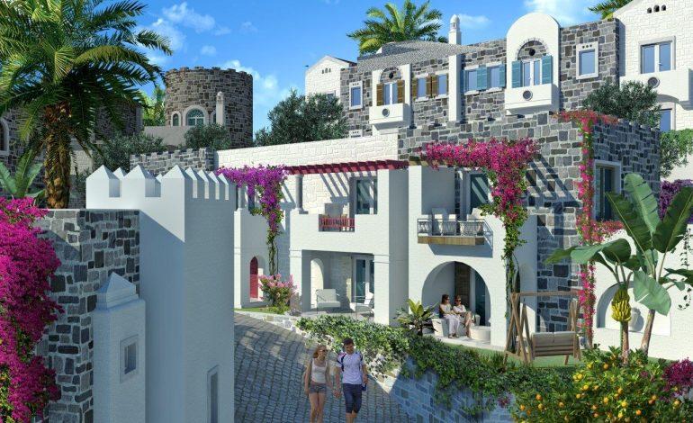 Elegan Panorama Villaları Ruhsatına İptal!