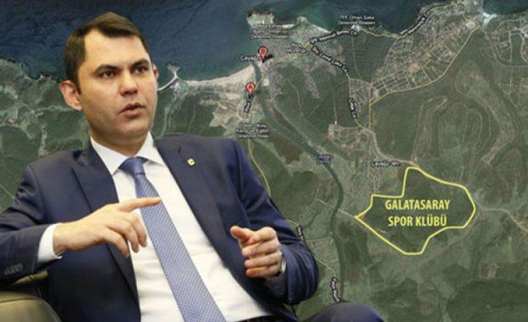 Galatasaray, İstanbul Riva ve Florya arsaları için Emlak Konut GYO ile anlaştı