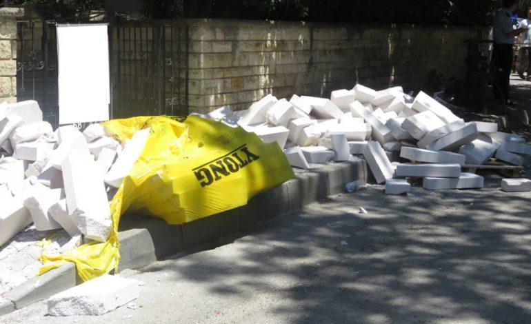 Kadıköy'de inşaat isyanı
