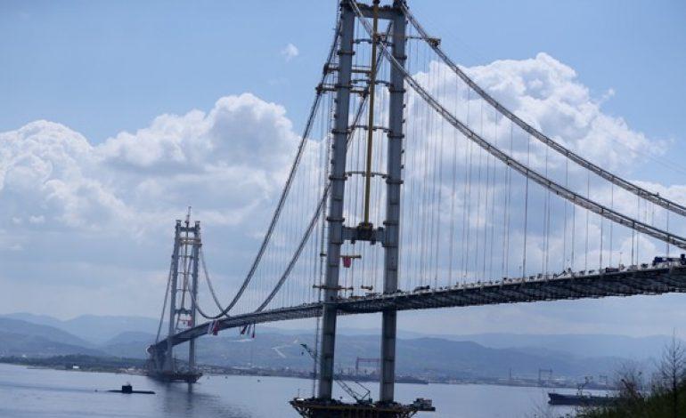 Osmangazi Köprüsü bugün hizmete girecek