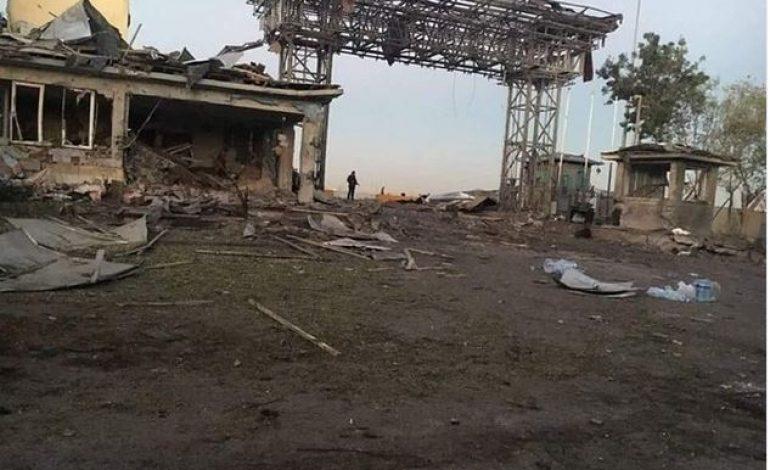 Darbe Teşebbüsünde Bombalı Saldırıya Uğrayan Kamu Binaları