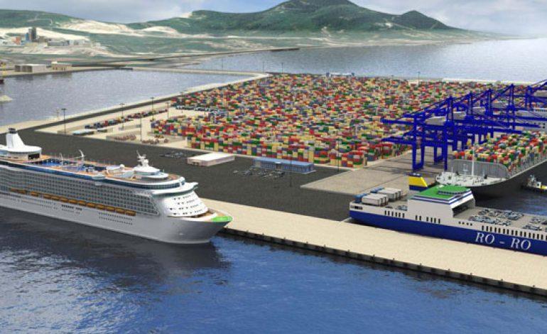 Ordu'ya Karadenizin En Büyük Konteyner Limanı