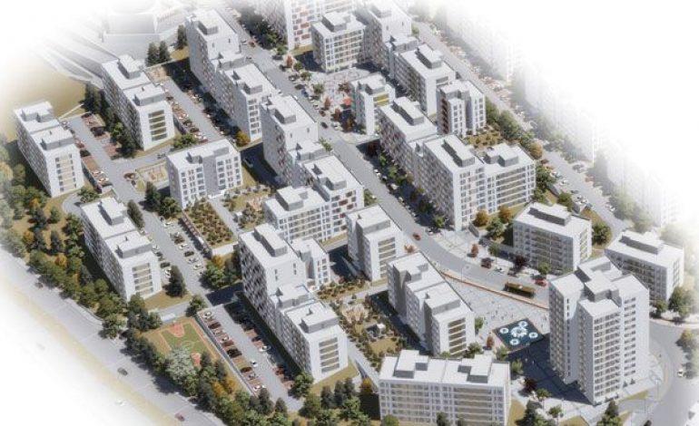İstanbul`a 2 bin 512 konutluk proje