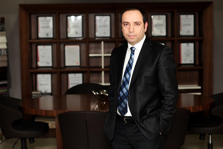Loda Mobilya Yönetim Kurulu Başkanı Davut Karaçak