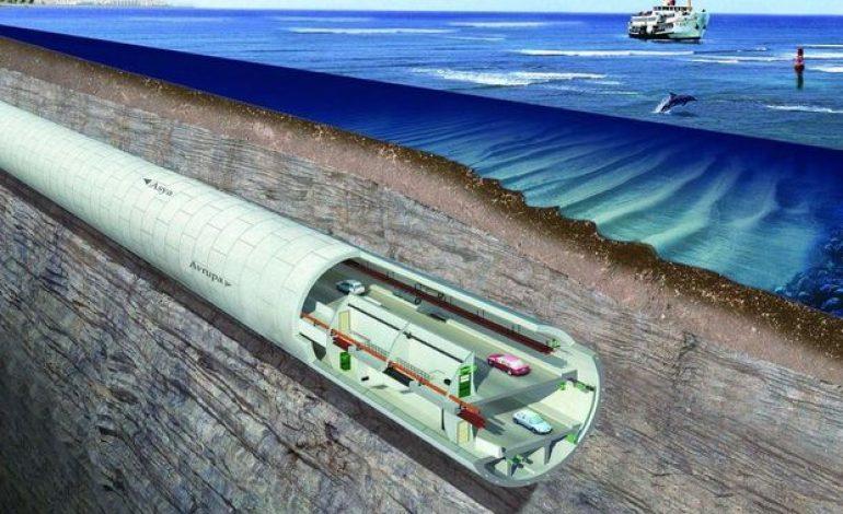 3 Katlı Büyük İstanbul Tüneli Projesi'nde mali teklifler verildi!