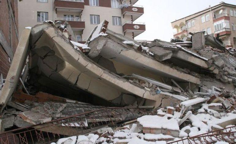 FETÖ Deprem Yardımı ile Arsa Alıp Bina Yaptı