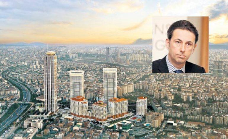 Emaar'ın başına 'finansçı' CEO