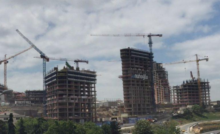 Çevre ve Şehircilik Bakanlığı Fikirtepe'de zorda kalan inşaat şirketlerine ortak olacak