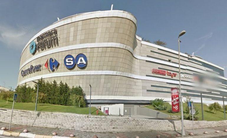 Marmara Forum'un kaçak kısımları İBB'ye devredildi