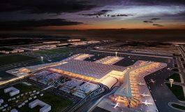 Üçüncü havalimanına 250 havayolu şirketi uçacak