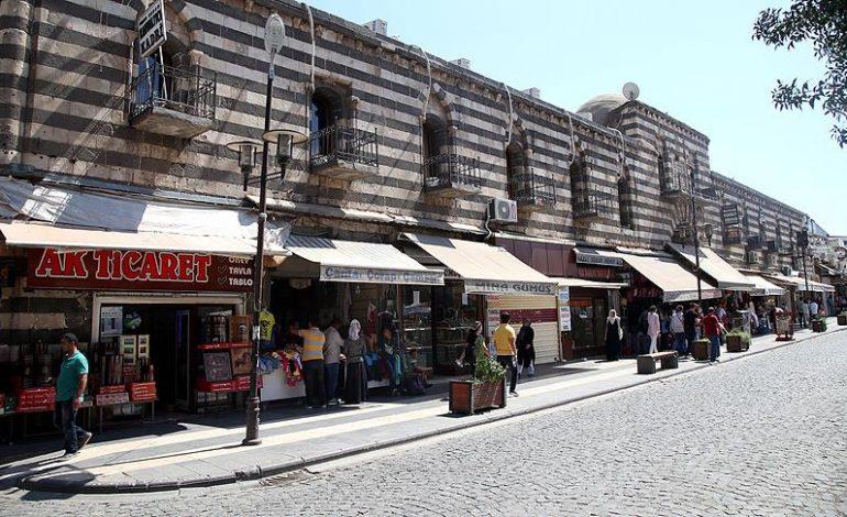 Diyarbakır Sur'un inşa ve restorasyonu için 2 milyar ayrıldı