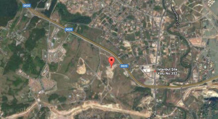green village şile, ulaşımJPG