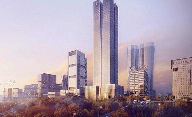 Merkez Bankası Binasına Selçuklu Yıldızı Tasarımı
