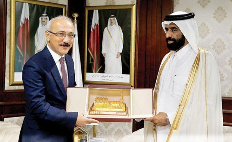 Lütfü Elvan'dan Katar'a yatırım Turu