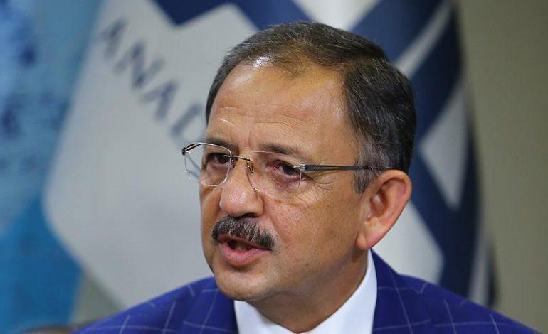 """Diyarbakır'ın Sur ilçesinin yeniden inşası konusunda, """"Koruma amaçlı imar planı dışında bir şey yapılmayacak."""""""