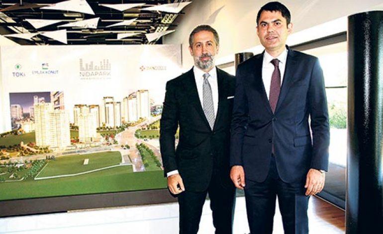 Nidapark Kayaşehir projesi satışa çıktı