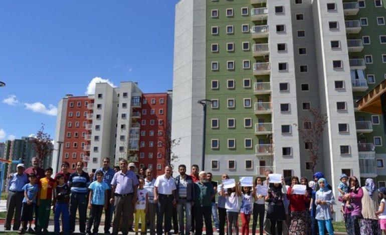 Toki Kuzey Ankara Konutları'nda Protesto