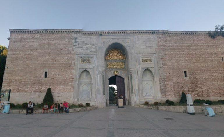 Topkapı Sarayı yıkılma tehdidiyle karşı karşıya