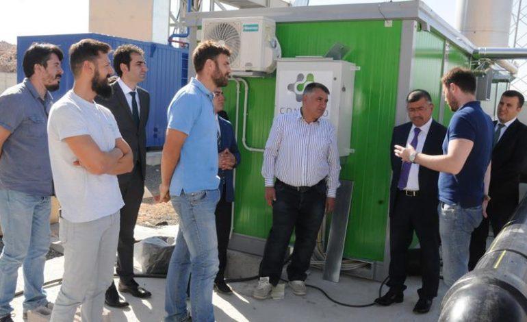 Çöpten 4 bin konutun elektriği karşılanacak